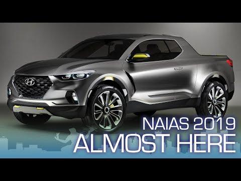 Hyundai Santa Cruz UPDATE! - NAIAS 2019