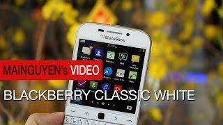 tren tay blackberry classic white - wwwmainguyenvn