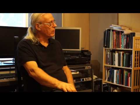 Application Story - Composer Glenn Jordan Mixes it Up with Mackie XR824 Monitors