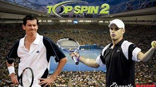 Top Spin 2 - Жара в Мельбурне