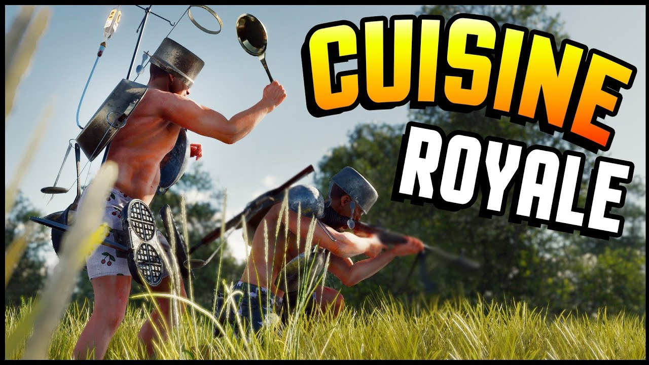 Cuisine Gameplay Cuisine Royale Intense Battle Royale Action Enlisted Cuisine Royale Gameplay