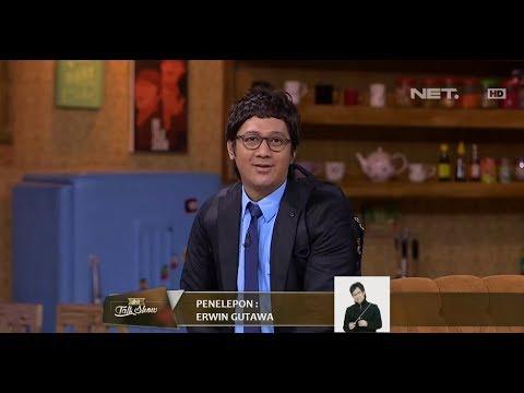 The Best Of Ini Talkshow - Andre Ketar ketir Saat Erwin Gutawa Menelfon