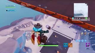 Fortnite-Bug crack on PS4/XboxONE/control