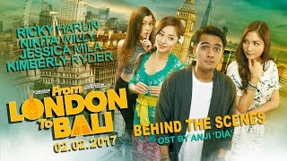 Video FROM LONDON TO BALI  - Behind The Scenes download MP3, 3GP, MP4, WEBM, AVI, FLV November 2018