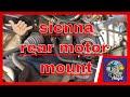 Toyota Sienna Rear Motor Mount Bushing Replacement ?