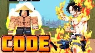 [BIG CODE] Becoming Ace from One Piece in Nindo RPG: Beyond! | Roblox
