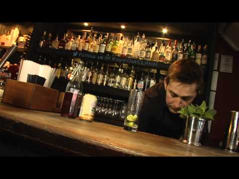 Mixing A Spiced Ginger Cooler - Trend Set (Lockhart Catering Equipment)