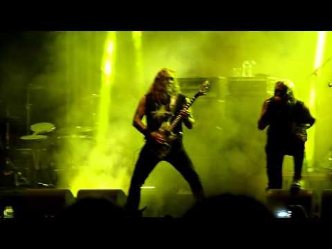 Marduk - Wartheland (Live at Rockstadt Extreme Fest 2015)