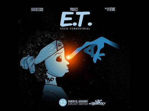 Casey Veggies & Nef The Pharaoh - Stupidly Crazy (DJ Esco - Project E.T. Esco Terrestrial)