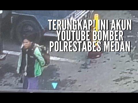 Terungkap! Pelaku Bom Bunuh Diri Di Polrestabes Medan Miliki Akun Youtube