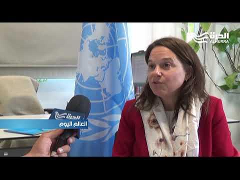 الأمم المتحدة تدين استهداف المدنيين غير المسبوق في أفغانستان  - 19:22-2018 / 7 / 21