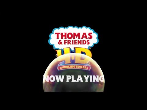 Thomas & Friends 4-D: Bubbling Boilers - Now Playing!