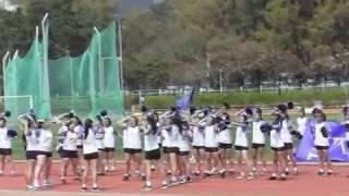 2016-2017 九龍真光中學誠社啦啦隊