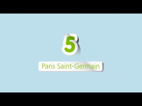 Deloitte Football Money League: 5 - Paris Saint-Germain