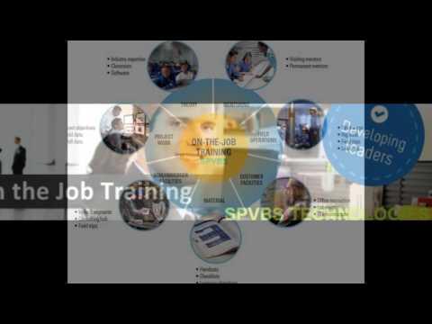On Job Training in SPVBS TECHNOLOGIES