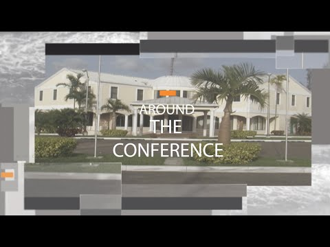 Around the Conference-Bahamas Academy