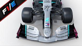 Mercedes F1 2020 Car Launch!