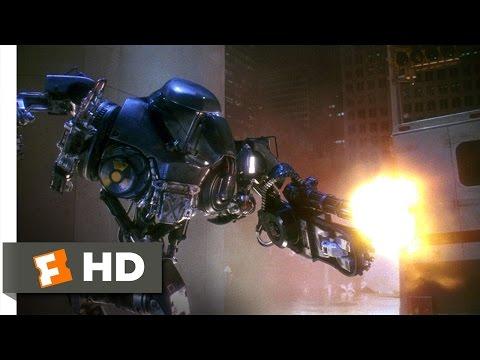 RoboCop 2 (10/11) Movie CLIP - Robo Rampage (1990) HD