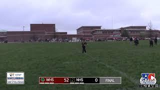 Noblesville vs Westfield | Girls Rugby | HCTV Sports