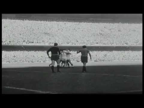 El triunfo celeste en Maracaná 1950