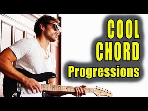 Make Cool Sounding Chord Progressions Even Cooler