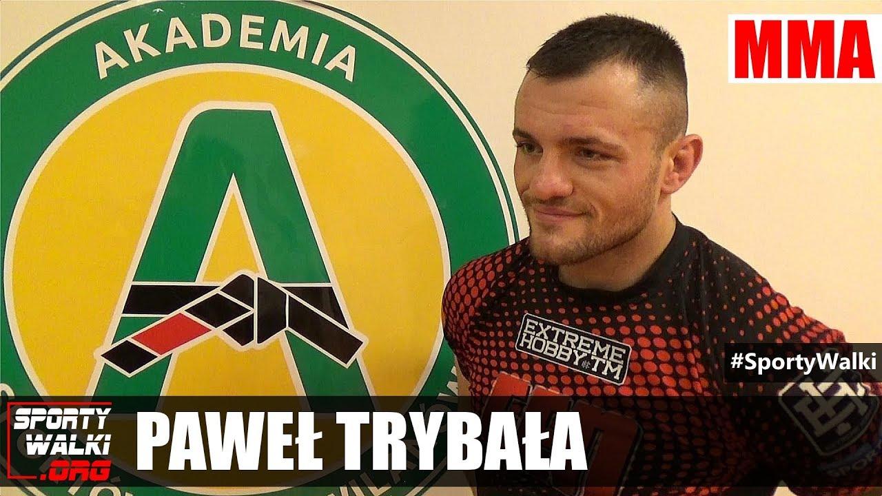 """Paweł Trybała przed FEN 20: Moja walka z """"Arabem"""" to plotka"""
