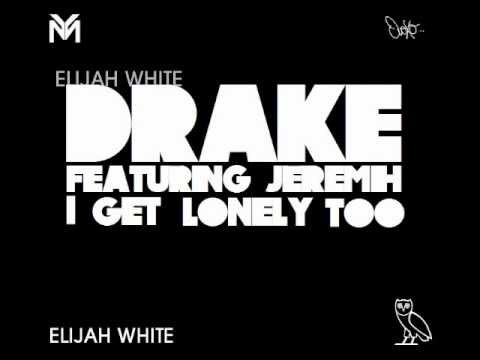 Drake & Jeremih - I Get Lonely Too (Elijah White Remix)