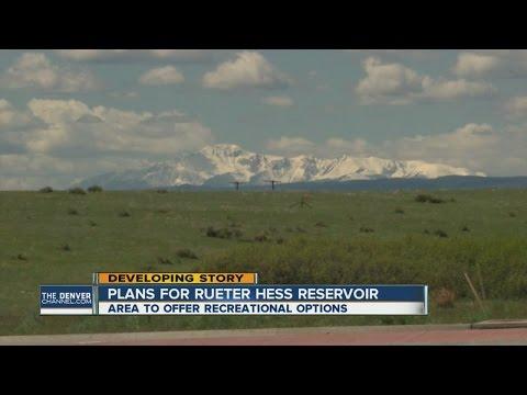 Plans For Rueter-Hess Reservoir