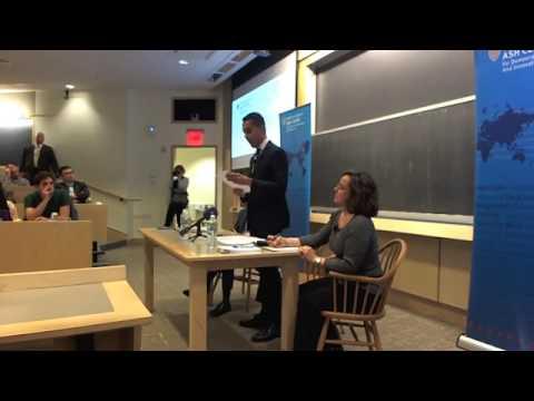 Livestream Video: A Conversation with Luigi Di Maio