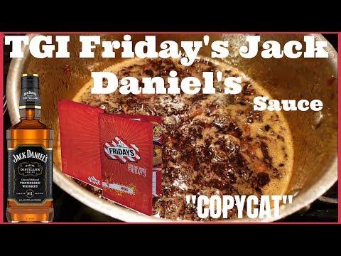 Jack Daniels Sauce... Unbelievable !!!! ((TGIF STYLE))