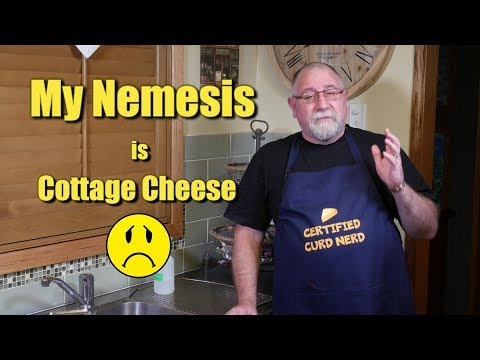 My Nemesis is Cottage Cheese!