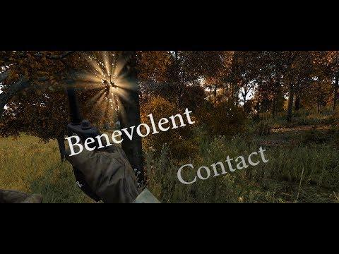 Tobias Povilas story: Benevolent Contact part 1