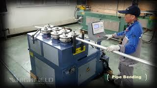 Highfield Factory video 2019