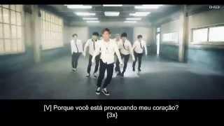 Boy in Luv - BTS (Legendado PT/BR)
