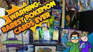 WARNING! Rarest Pokemon Cards Ever! - Hyper Rare Pulls Burning Shadows Booster Box