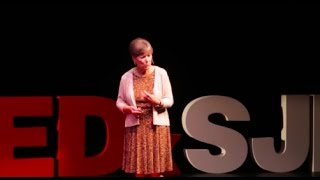 How to Manage Compassion Fatigue in Caregiving | Patricia Smith | TEDxSanJuanIsland