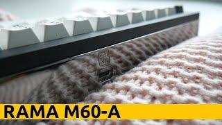 RAMA M60-A: $500 Beauty