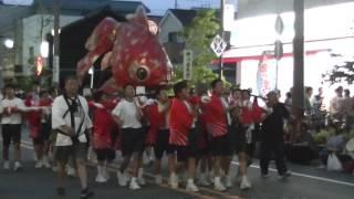 中川区金魚まつりを見に行ってきました。