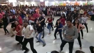 Capgemini Mumbai flashmob 2017