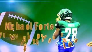 Michael Forte #28 - Montville Broncos