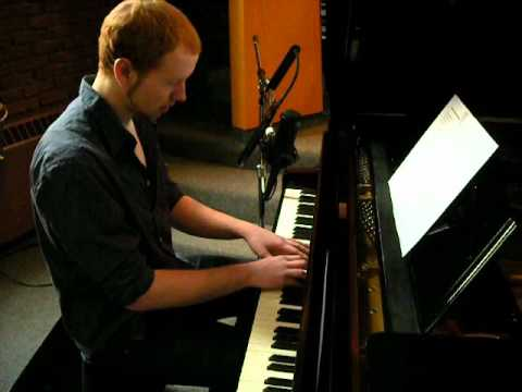 'Slow Dancing in a Burning Room' - a John Mayer Piano Cover by Josh Lehman