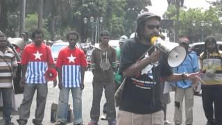1 JULI 2013  STUDENT ALLIANCE PAPUA  Self-determination DEMOCRATIC SOLUTION PEOPLE FOR WEST PAPUA