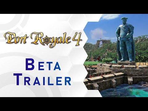 Port Royale 4 - Beta Trailer (US)