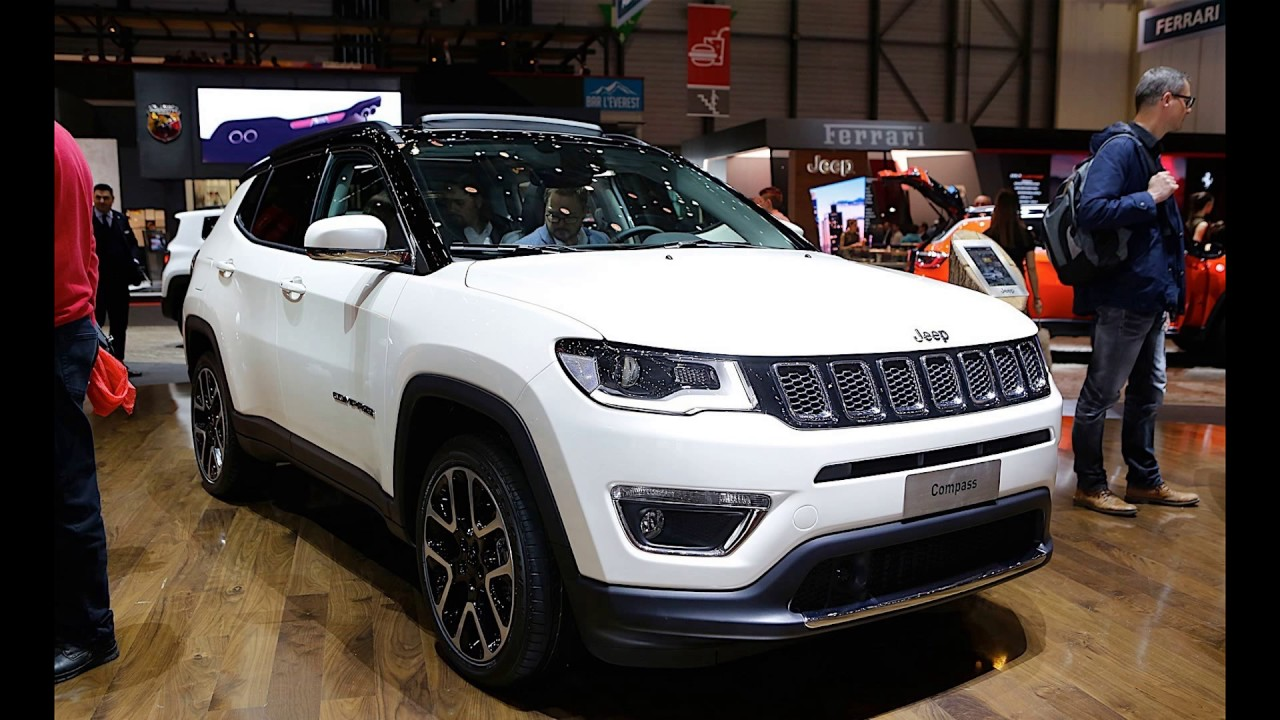 Jeep Compass Colours Youtube