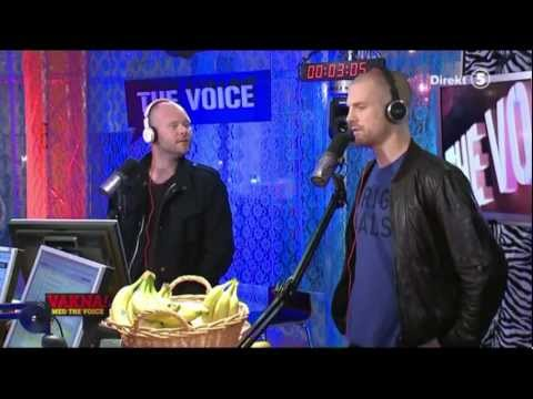 Dada Life, DJ duon, om deras banantema - VAKNA! med The Voice