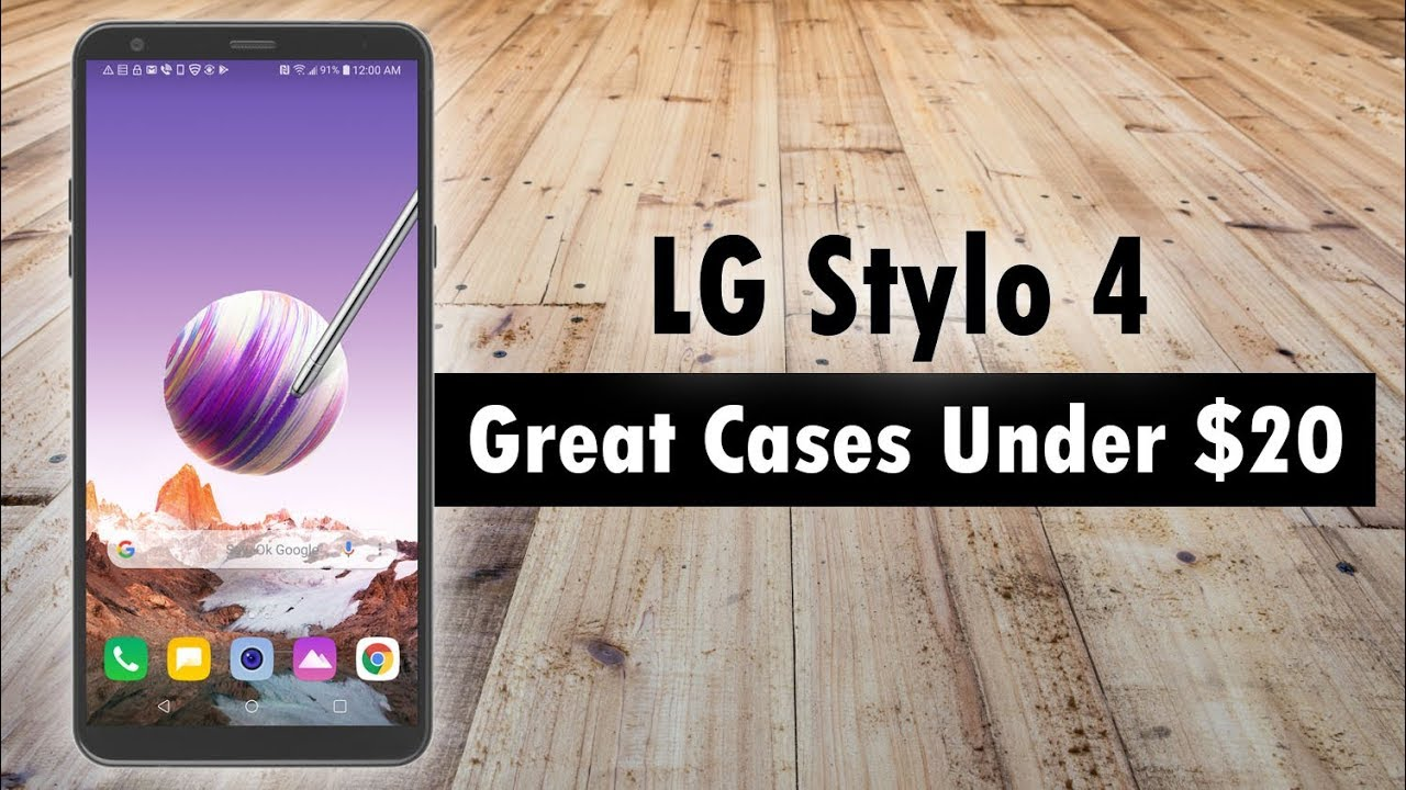 buy online 5caf5 ec98a LG Stylo 4 Great Cases Under $20