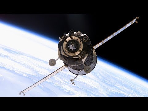 LIVE ISS Expedition 56 Soyuz MS-08 Undocking Coverage