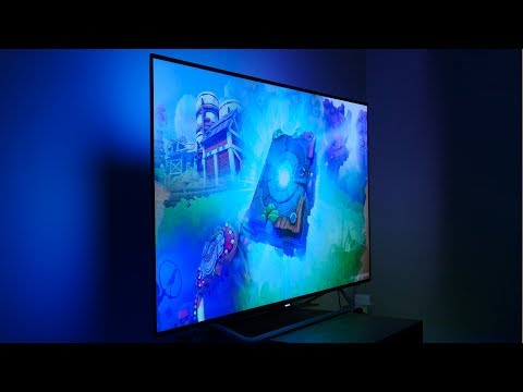 Philips 9002 OLED - The Ultimate Gaming TV?