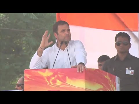 What's the point of bank account without money?: Rahul pitches NYAY in Bihar