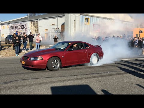 Best of Toys 4 Tots 2015 - Accelerations, Powerslides, Burnouts, Donuts